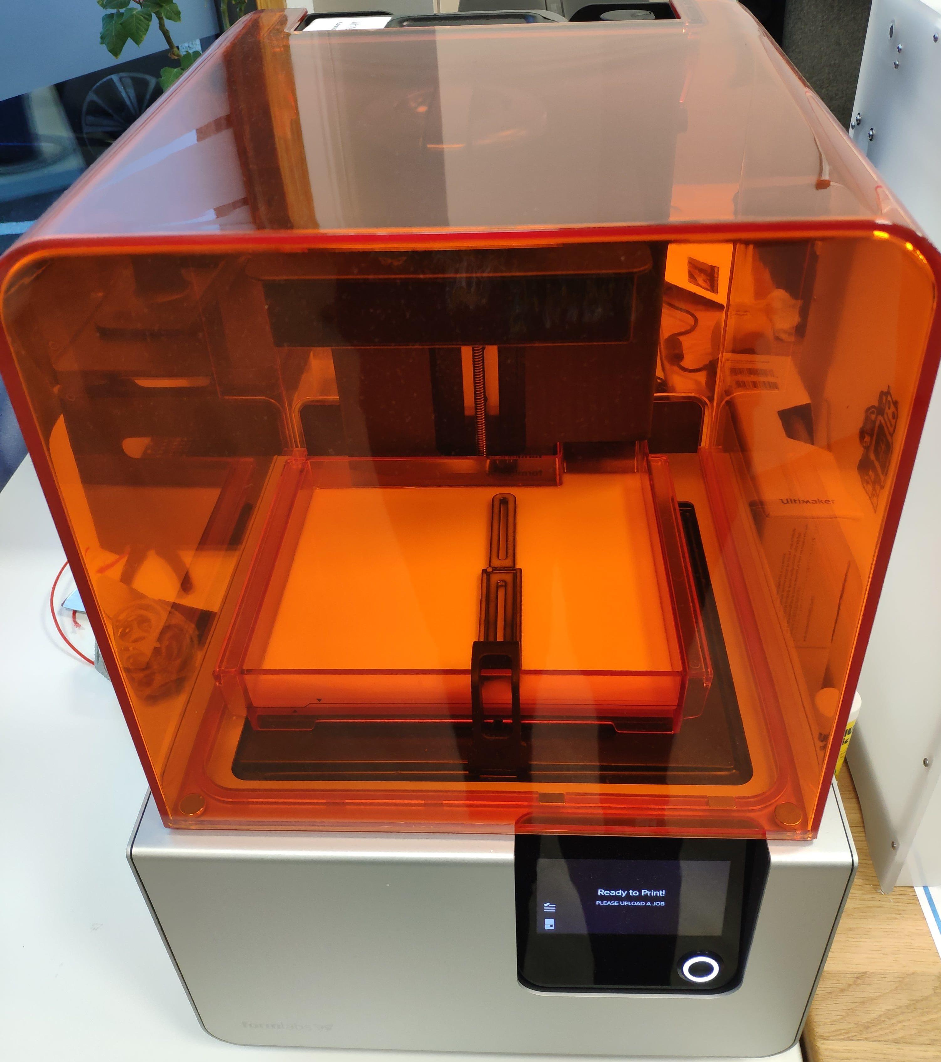 impresora para el proyecto amodiño